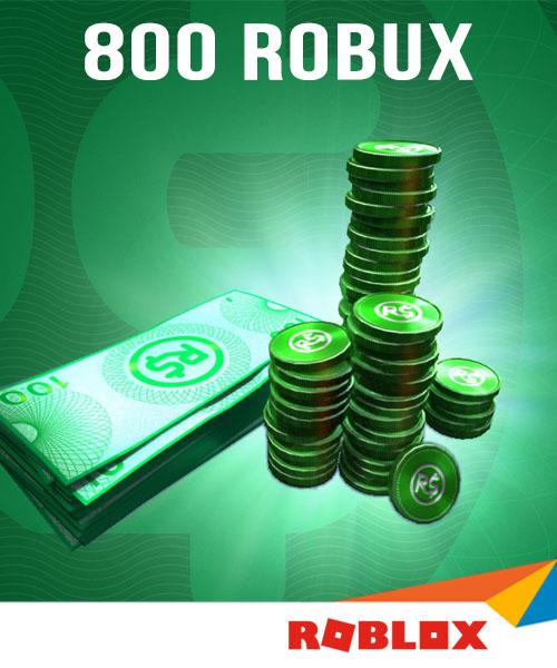 Roblox - 800 Robux (Need Login ID and Password) | KALEOZ