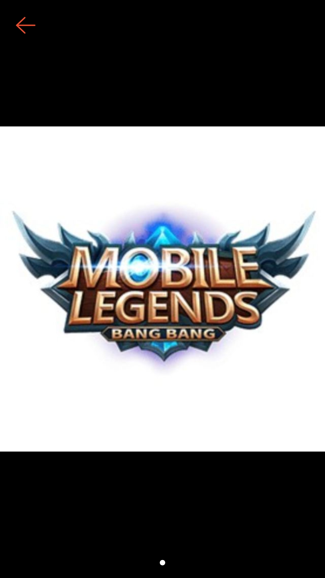 Mobile legend 708 diamonds need Id,, Id zone only. Name for