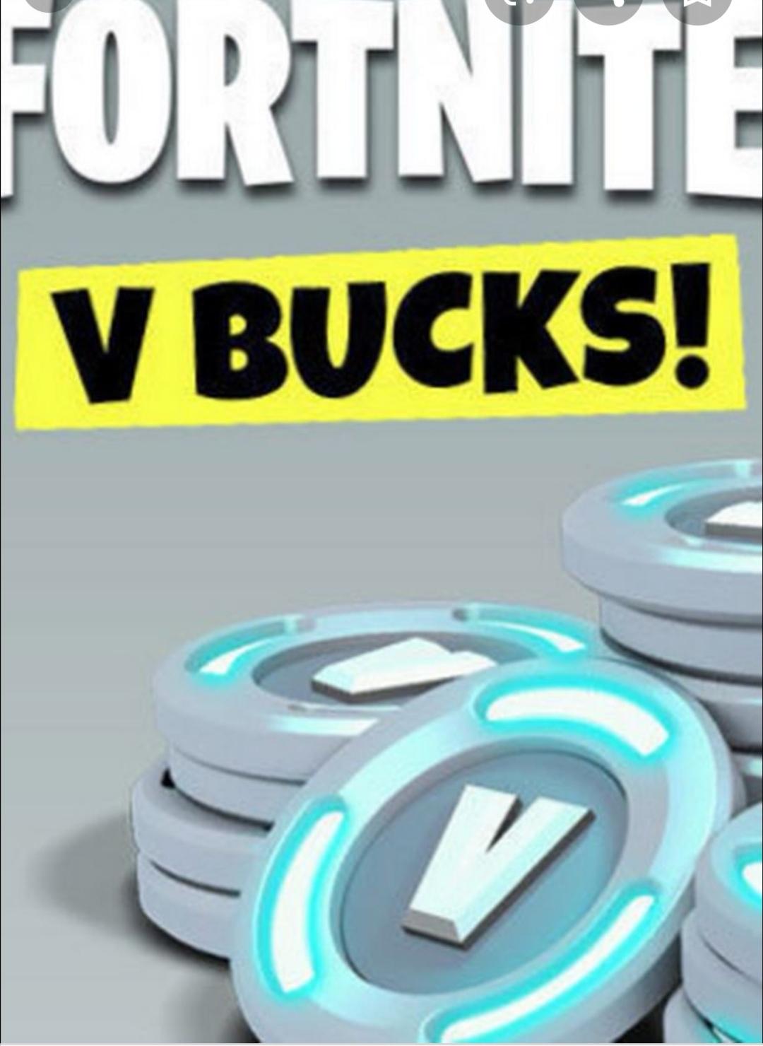 Fortnite samsung 5000 5k vbucks for PC/Andriod/IOS/XBOX ...